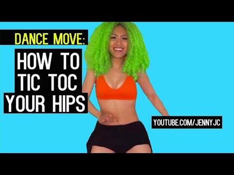 DANCE TUTORIAL- How to tick tock your hips/ticking (dancehall/soca move) *HIGHLY REQUESTED Beginner