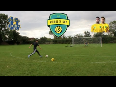 More Shooting Practice For The Wembley Cup!