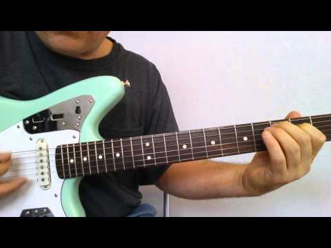 Guitar Lesson - James Bond Theme