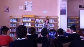 Lectura en voz alta por Ana Prado