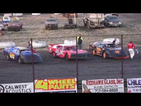 Super Stocks MAIN 9-3-18 Petaluma Speedway