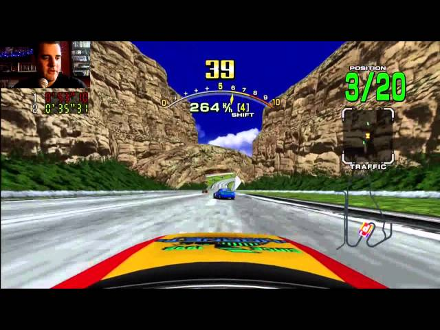 Daytona USA MT