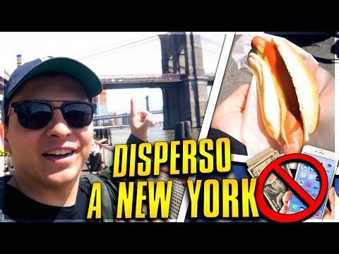 SOPRAVVIVERE SENZA SOLDI E TELEFONO A NEW YORK [VLOG]