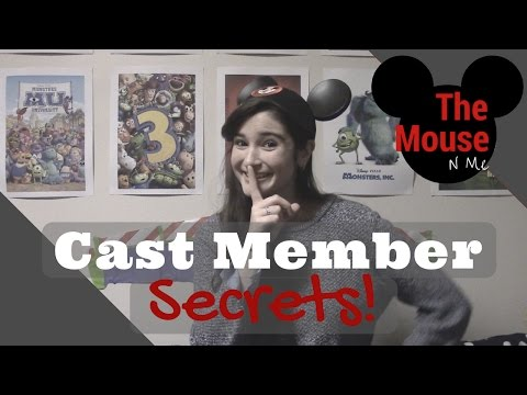 Cast Member Secrets!