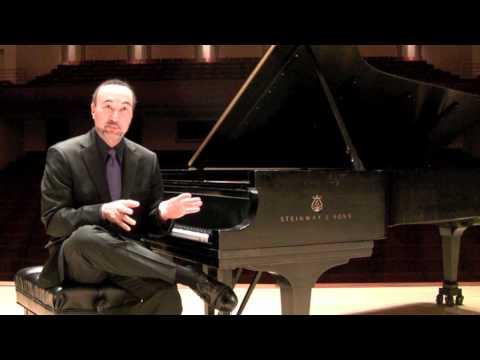 Jon Kimura Parker: Beethoven Piano Concerto No. 1 (Concerto Chat)