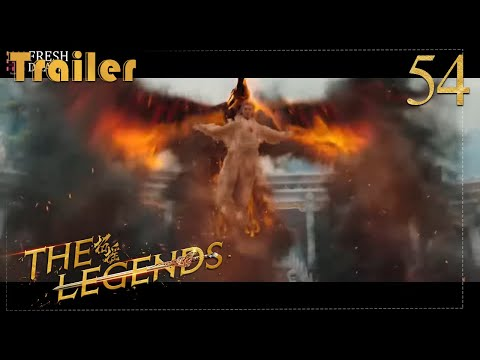 Let's fight together to kill the real devil!│Trailer EP54│The Legends│Fresh Drama