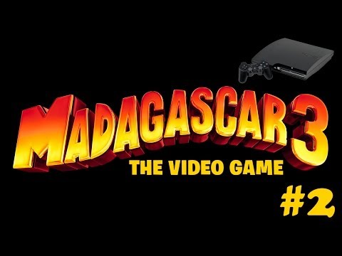 Мадагаскар 3 Игры мультики