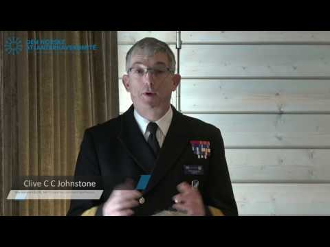 Session IV-3: Vice Admiral Clive C C Johnstone CB CBE (NATO Maritime Command Northwood)