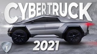 2021 Tesla Cybertruck is Special - Changing the Future of Automobiles