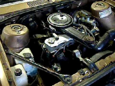 hqdefault 1982 fuel injected iron duke engine pontiac 151 ci chevrolet iron duke wiring diagram at webbmarketing.co