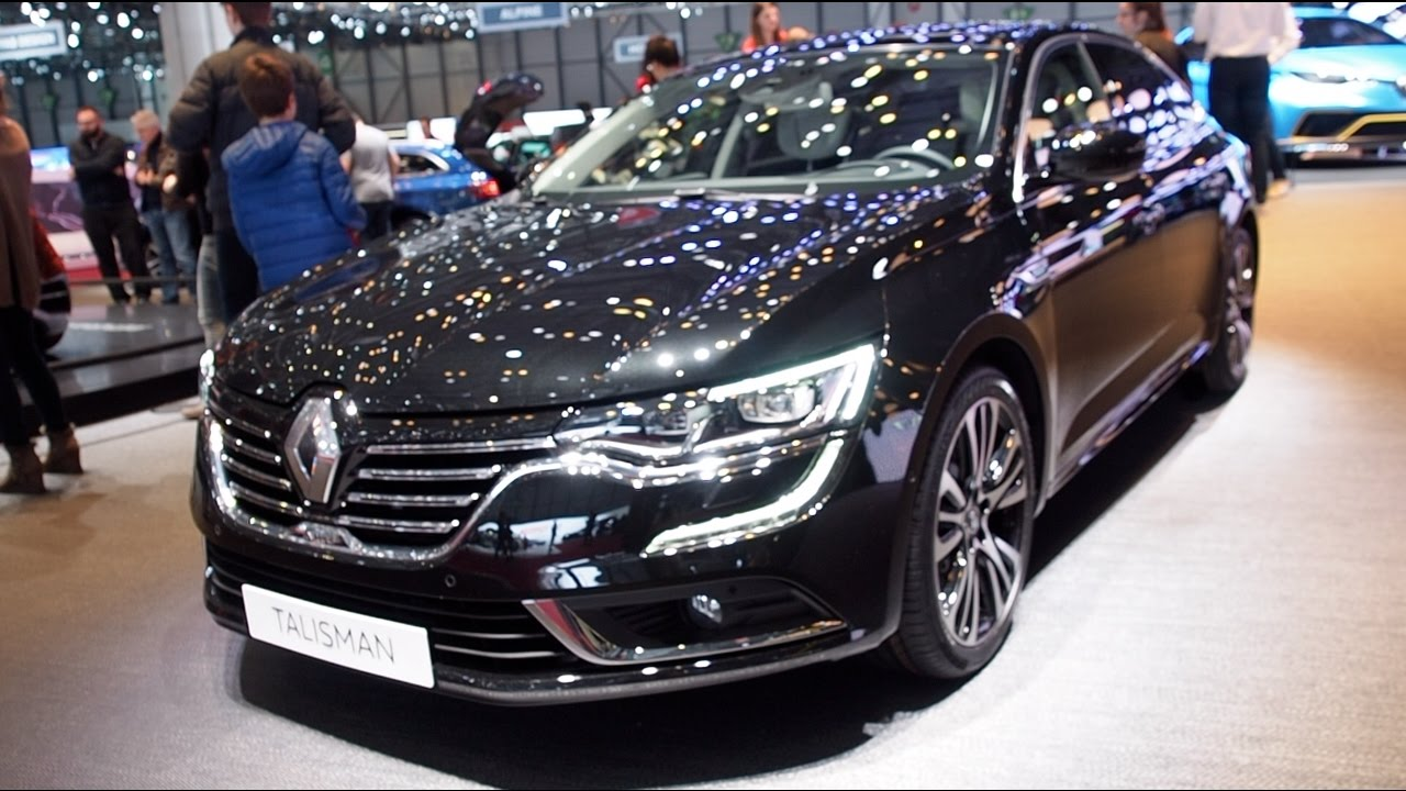 renault talisman 2017 in detail review walkaround interior exterior youtube. Black Bedroom Furniture Sets. Home Design Ideas