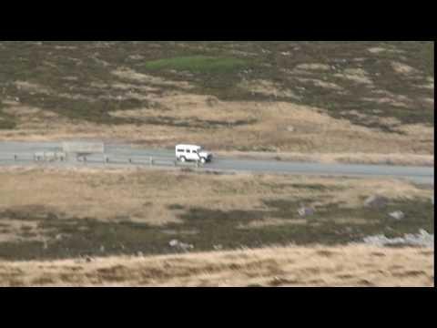 Battlefield Tour Of Mount Harriet 5