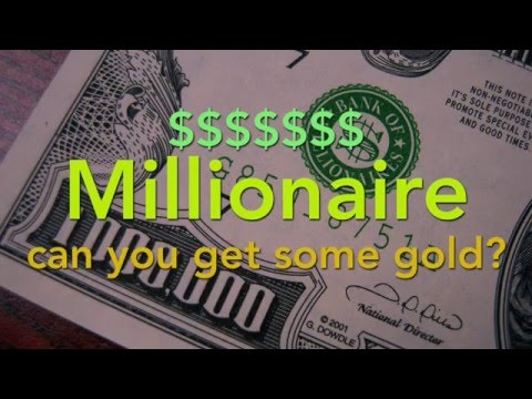 """""""You must be a millionaire to buy gold coins"""" Lets explore this further?"""