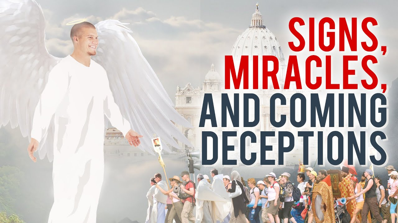 Signs, Miracles, and Coming Deceptions (LIVE STREAM)