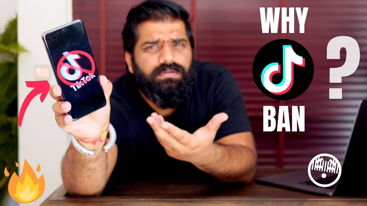Why Did Indian Government BAN TikTok??? The Reality of TikTok...🔥🔥🔥