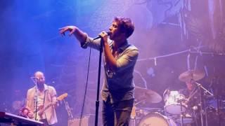 """Paolo Nutini LIVE """"Numpty"""" Plaza Condesa Mexico City"""