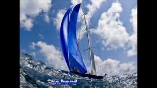 (Piet Veerman) Sailing Home (with lyrics)