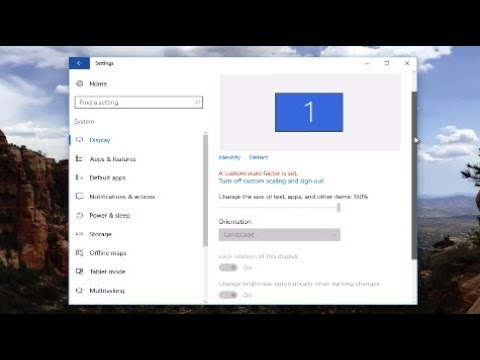 Windows 10 Not Fitting On Screen | How To Fix from YouTube · Duration:  2 minutes 11 seconds