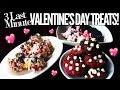 3 Last Minute Valentine's Day Treats! | Zymon B. Cooks