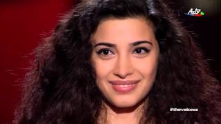 Samra rahimli - wrecking ball | blind audition | the voice of azerbaijan 2015