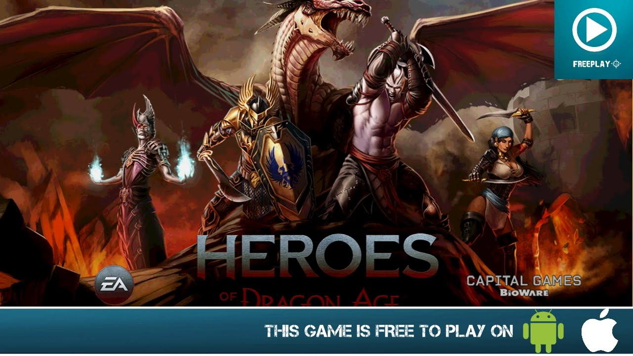 Heroes Of Dragon Age - Hack. - YouTube