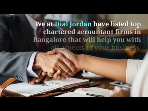Best Chartered Accountant in Bangalore