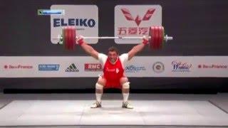 2011 IWF World Championships Men 105 Kg Snatch