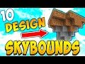 REVEALING MY ISLAND! | SKYBOUNDS S2 #10 (Minecraft Skyblock)