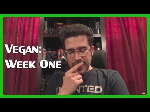 Vegan Vlogs: WEEK ONE!!!  🥕