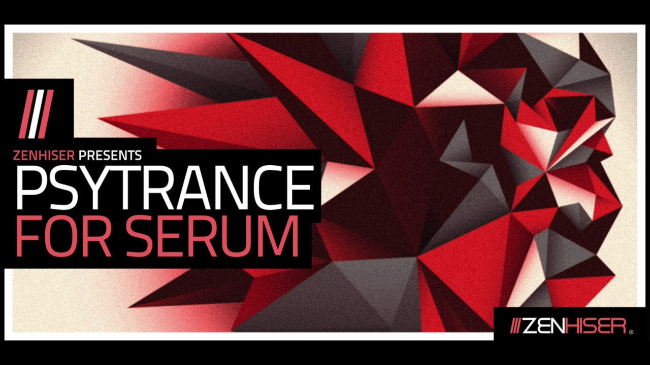 Psytrance For Serum - 284 Psy Presets, Audio & Midi