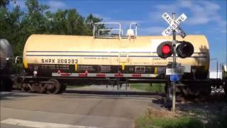 (Near Miss) Thick Road Railroad Crossing, Chapel Hill, TN