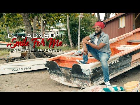 Dj Jackson - Smile for Me feat Little Guerrier
