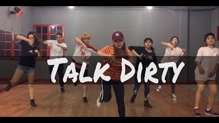 Jason Derulo - Talk Dirty Dance Cover | Junsun Yoo Choreography @1million dance studio