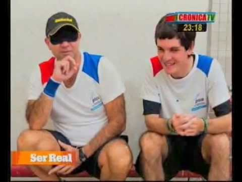 Blind Tennis in Argentina - Tenis para Ciegos en Argentina