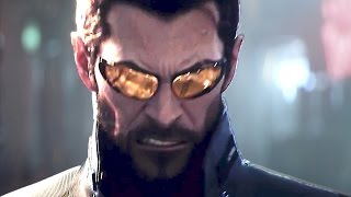 DEUS EX Mankind Divided - Final Trailer (Gamescom 2016)