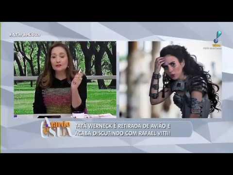 Sonia Abrão Sobre Tatá:
