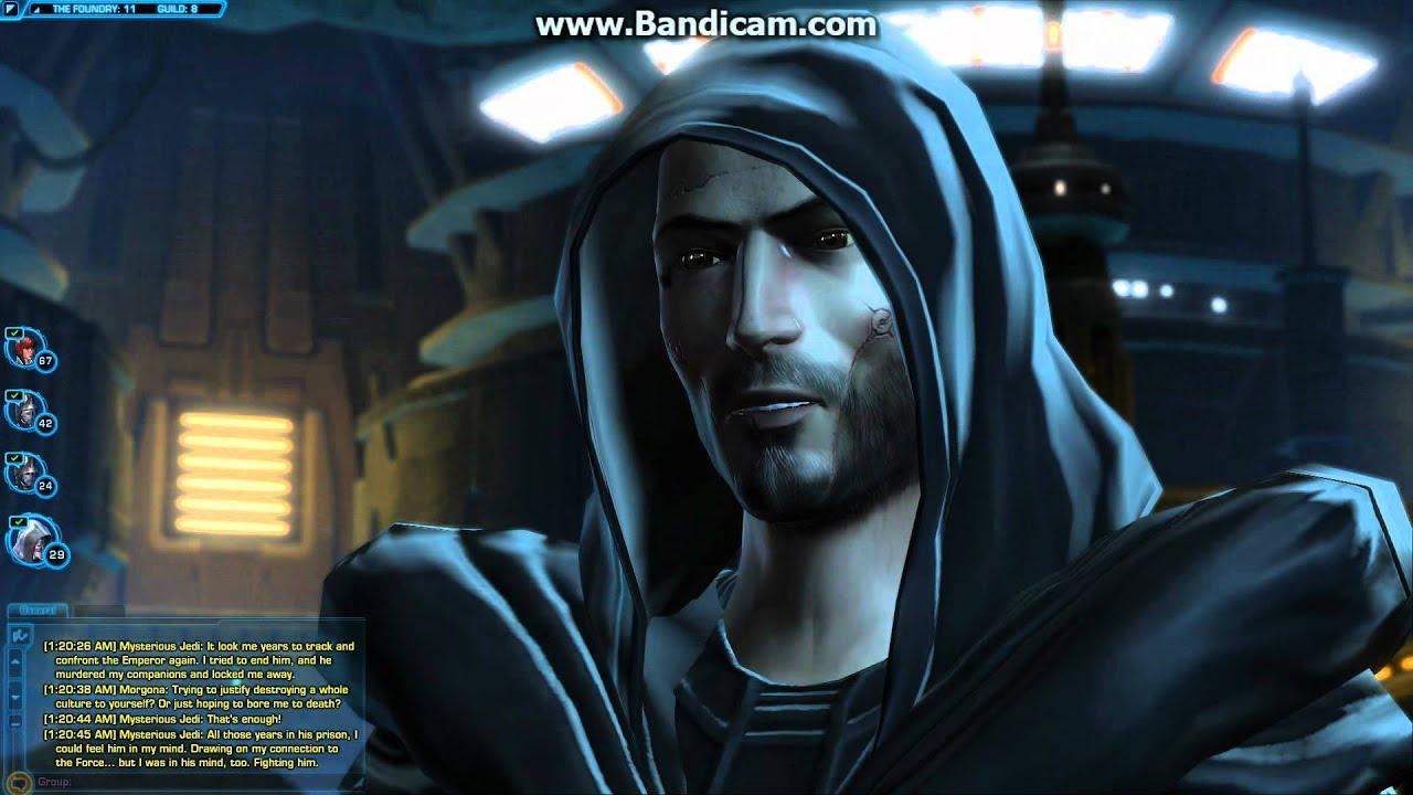 SWTOR- Darth Revan, Empire Fight, PoV:Tank - YouTube