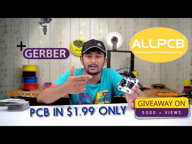 ALLPCB.COM Professional PCB in $1.99 Speaker Protection Breaker