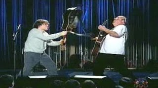 Tenacious D   Different Verse of Tribute   Last Call with Carson Daly
