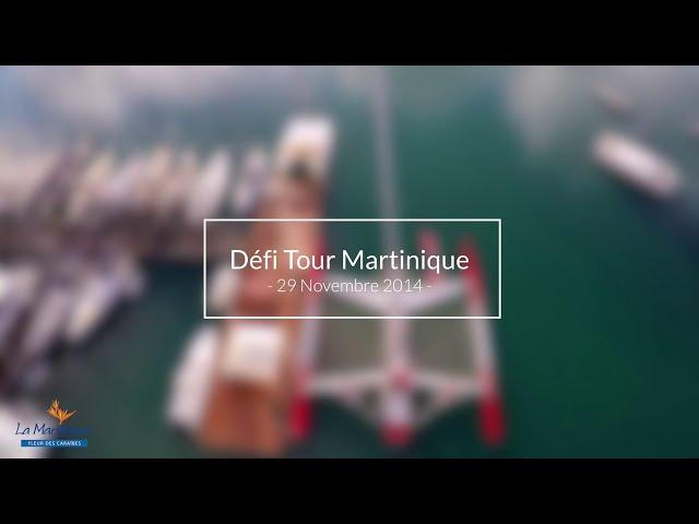 Défi Tour Martinique 2014