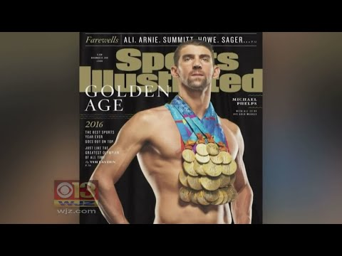 Michael Phelps Opens Up About Anxiety In New Doc 'Angst'