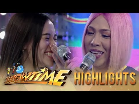 It's Showtime Miss Q and A: Vice Ganda notices Jackque's pimple