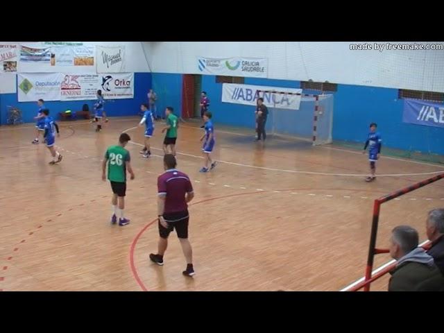 AD Carballal - Grupo Lemaco Xiria 2018/19 fase final jor3
