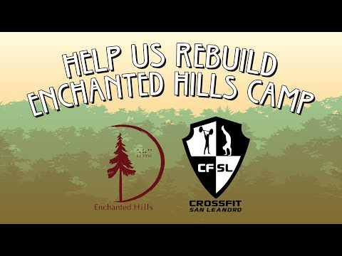 CrossFit San Leandro - Enchanted Hills Fundraiser