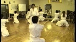 Les chants de l'invisible - Shintaido Aoki / Aikido Hikitsuchi Part 1