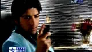 1st Nov 08 Bidaai Promo Ranvir-Ragini phone conversation