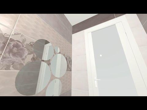 Benevento Керама Марацци в интерьере | Видео-дизайн, 3D-раскладка