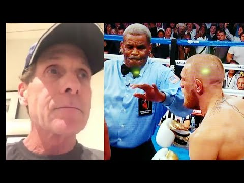 """""""UNDISPUTED"""" SKIP BAYLESS REACTS & THOUGHTS ON MAYWEATHER-MCGREGOR TKO"""