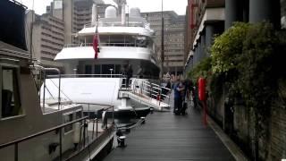 St Katharine Dockd - Superyacht