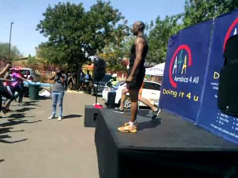 Soshanguve Sports day at Falala community hall